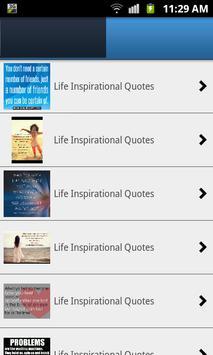 Inspirational Quotes FREE apk screenshot