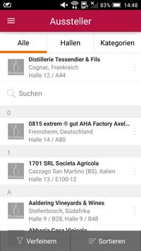 ProWein App poster