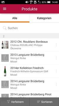 ProWein App apk screenshot