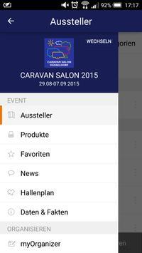 Messe Düsseldorf App apk screenshot