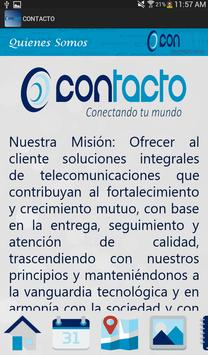 Contacto apk screenshot