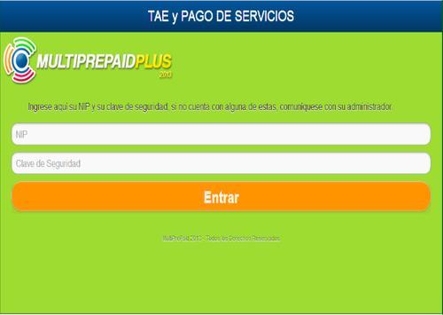 Multiprepaid apk screenshot