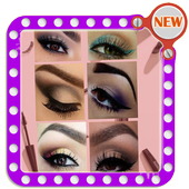 Eye Makeup App New 2016 - 2017 icon
