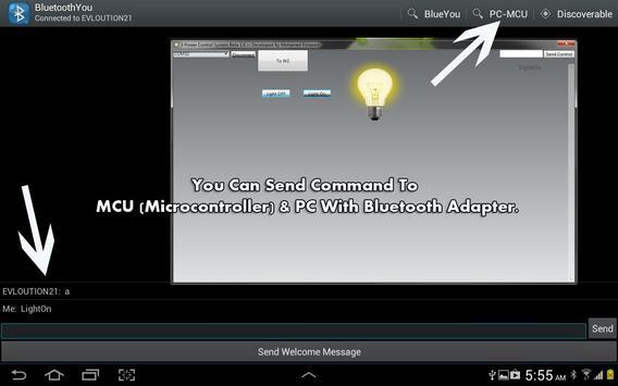 BluetoothYou apk screenshot