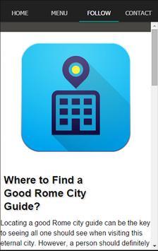 My City Guide Trip apk screenshot