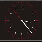 Clock New Analog icon