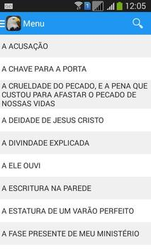 Sermões Branham poster