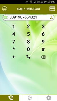 My Card Dialer apk screenshot
