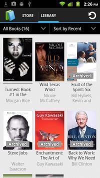 Cricket eBooks apk screenshot