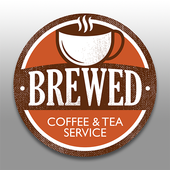 Brewed Coffee and Tea icon