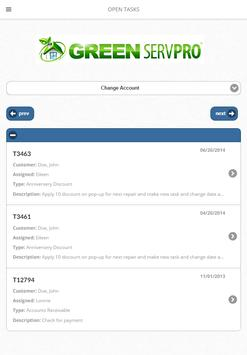 Green Serv Pro poster