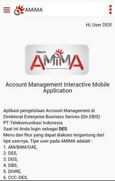 AMiMA apk screenshot