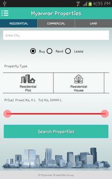 Myanmar Properties Group poster
