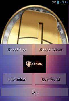 Onecoin-Webthai poster