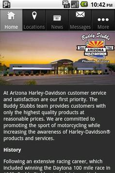 Arizona H-D poster