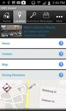 Matt Castrucci Mazda apk screenshot
