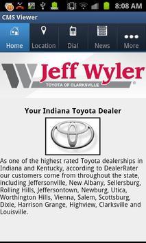 Jeff Wyler Toyota of Clarksvil poster