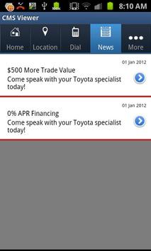 Jeff Wyler Toyota of Clarksvil apk screenshot