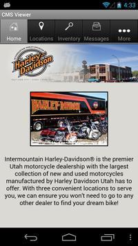 Harley-Davidson Salt Lake City poster
