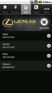 Lexus of North Miami apk screenshot