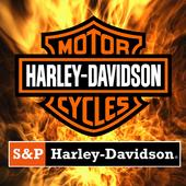 S&P Harley-Davidson icon