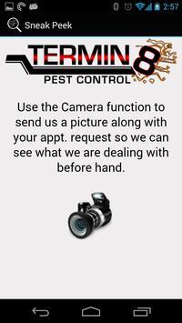 Termin8 Pest Control apk screenshot