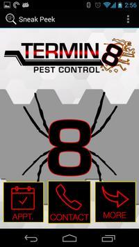 Termin8 Pest Control poster