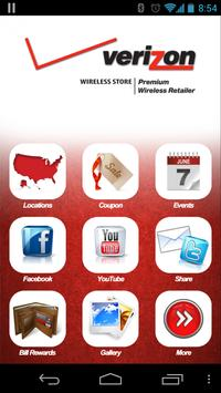 Wireless stores poster