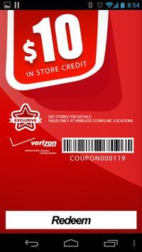 Wireless stores apk screenshot