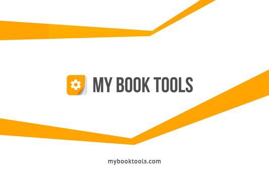 MyBookTools AR poster