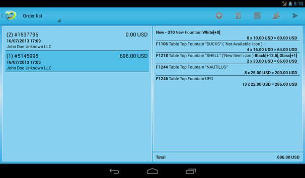 Product Catalog Demo apk screenshot