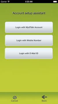 MyGTalk apk screenshot