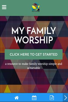 My Family Worship apk screenshot