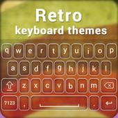 Retro Keyboard Theme icon
