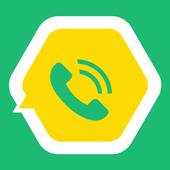 myhellofive voip card dialer icon