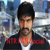 NTR FANS SOCIAL APP icon
