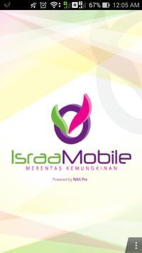 MyIsraa Mobile poster