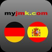 MYJMK German - Spanish Dict. icon