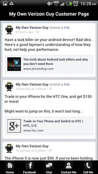 My Own Phone Guy apk screenshot