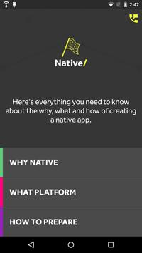 Native/ apk screenshot