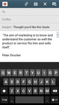 Innogise Business Quotations apk screenshot