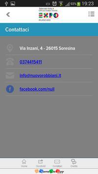 Nuovo Robbiani apk screenshot