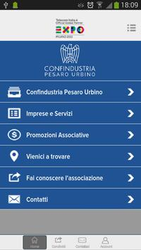 Confindustria PU poster