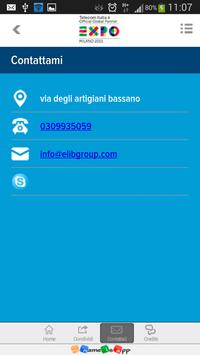 Elib Impianti Srl apk screenshot