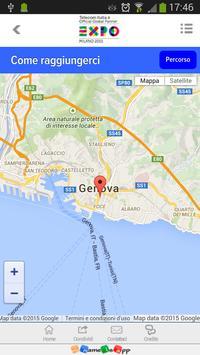 Genova Running apk screenshot