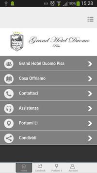 Grand Hotel Duomo Pisa poster
