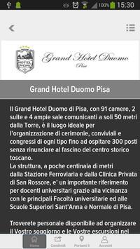 Grand Hotel Duomo Pisa apk screenshot