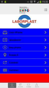 Laborplast Srl poster