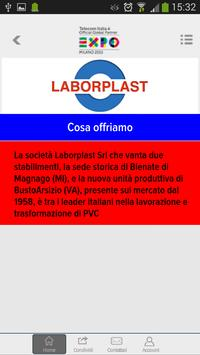 Laborplast Srl apk screenshot