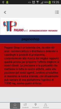 Pagano Shop apk screenshot